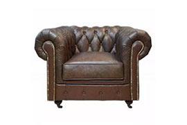 Реставрация кожаного кресла