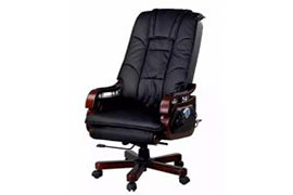 Перетяжка кресла для руководителя