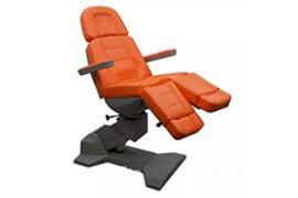 Обивка педикюрного кресла