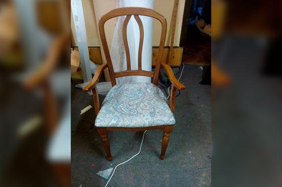 Перетяжка стульев - фото 2