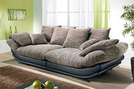 Реставрация прямого дивана