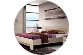 Sufit w sypialni