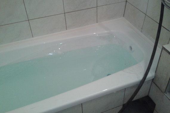 Фото после реставрации ванны акриловым вкладышем в Набережных Челнах