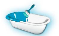 Восстановление ванны эпоксидной эмалью